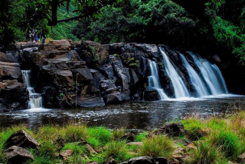 kote abbi falls Near Mandalpatti Madikeri