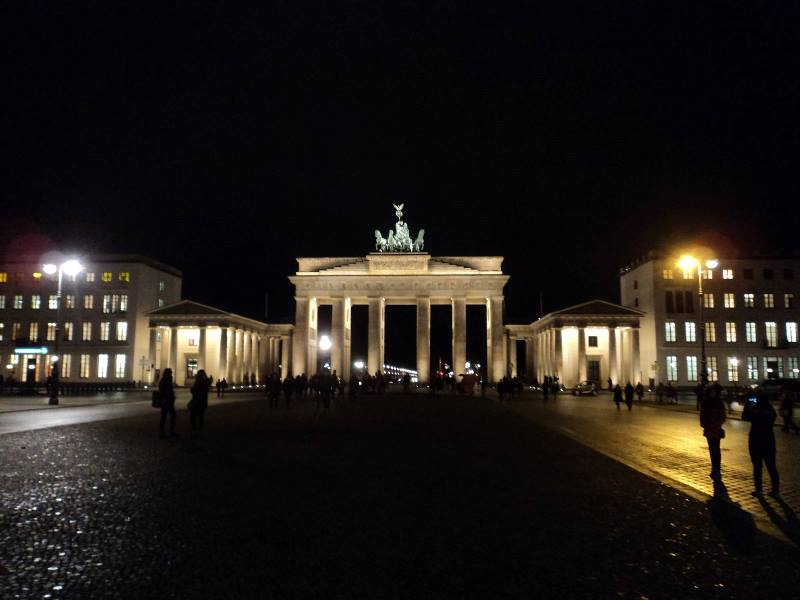 BrandenBurg Tor in Berlin
