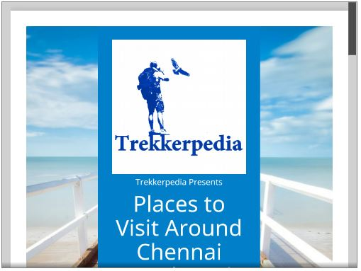 Free Chennai Travel Guide book pdf