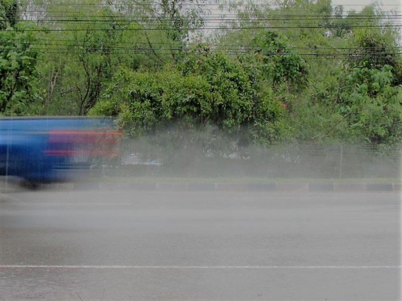 Thailand rain