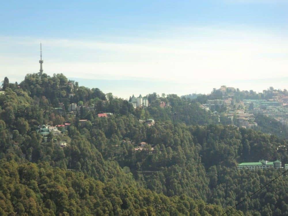 how to reach shimla from dehradun