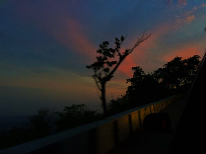 Yelagiri sunrise