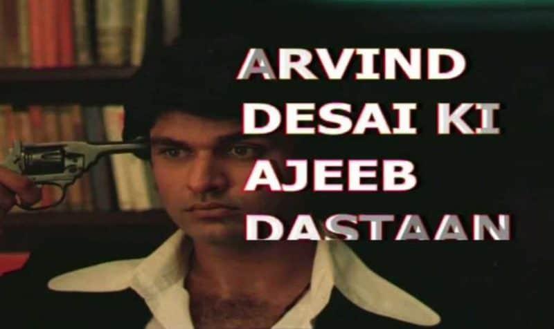 Arvind Desai ki ajeeb daastan, a great Indian movie