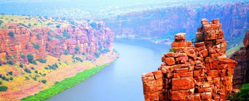 Gandikota canyons