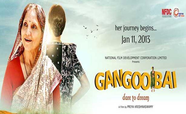 Gangoobai, a fine Indian cinema