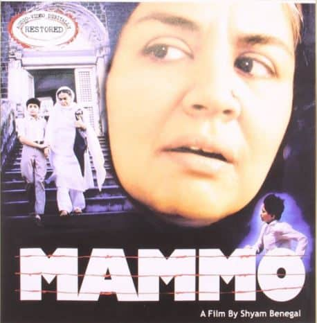 Mammo, a great indian movie by Shyam Benegal