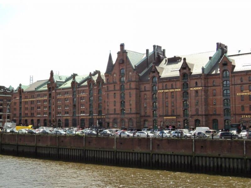 Speicherstadt and hamburg harbour areas (3)