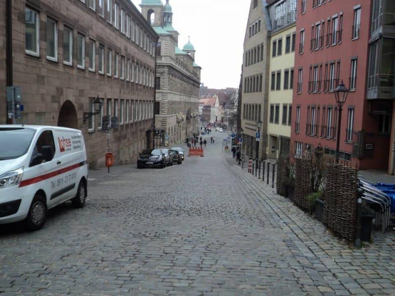 Nuremberg streets