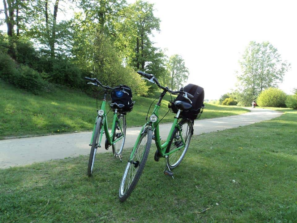 cycling-in-babelberg-park