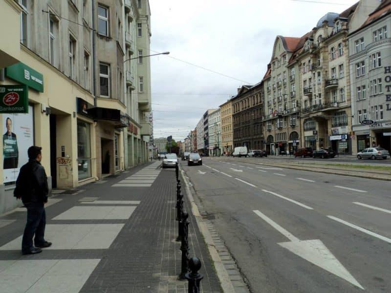 poznan-town-roads