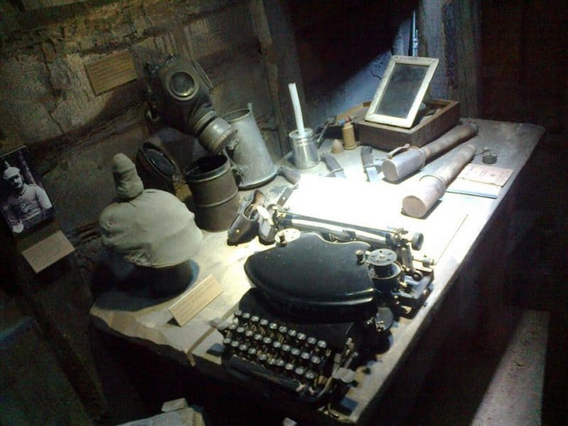 second-world-war-artifacts-in-rising-museum-in-poznan