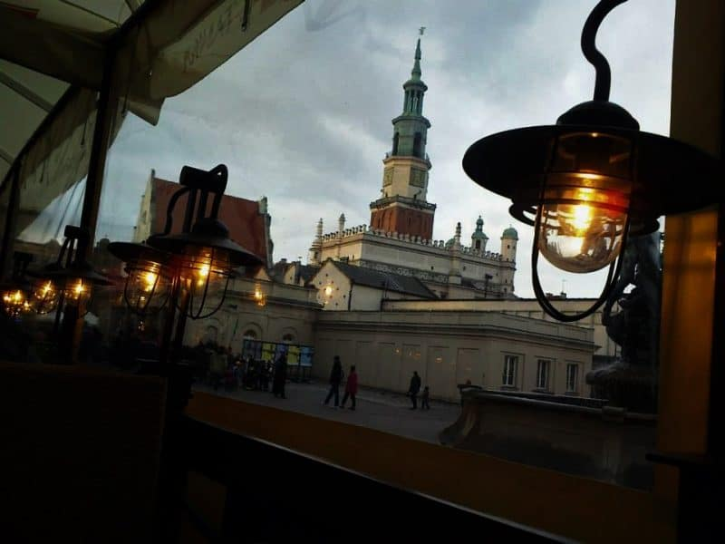 sunset-in-old-town-square-of-poznan