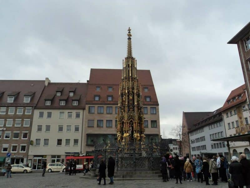 a roman thing in nuremberg