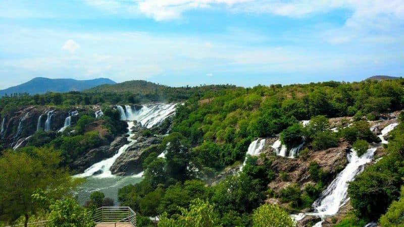 barachukki-falls-shivanasamudra