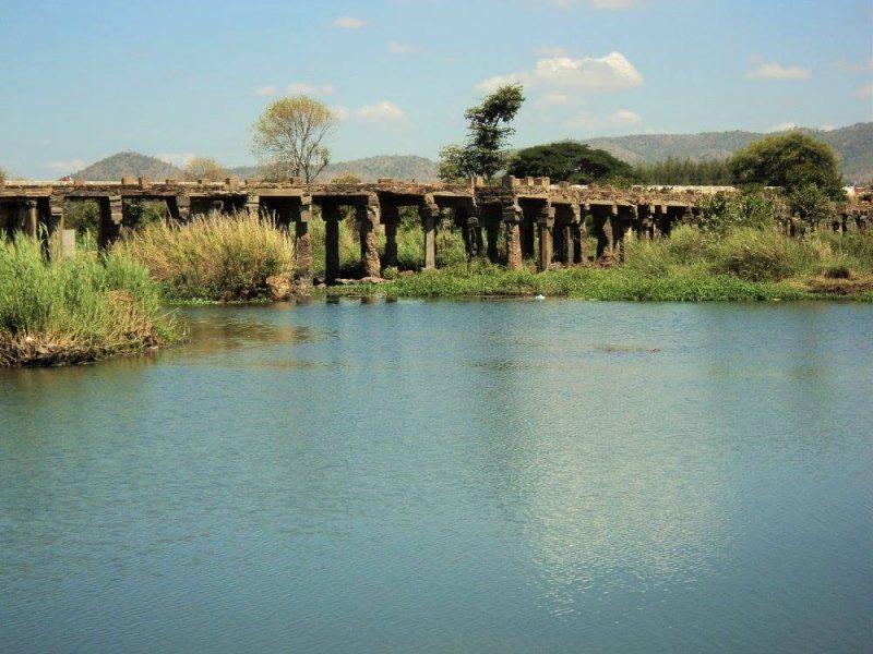 old-stone-bridge-on-river-kaveri-near-shivanasamudra
