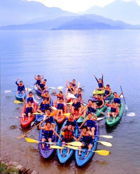 kayaking-in-taiwan