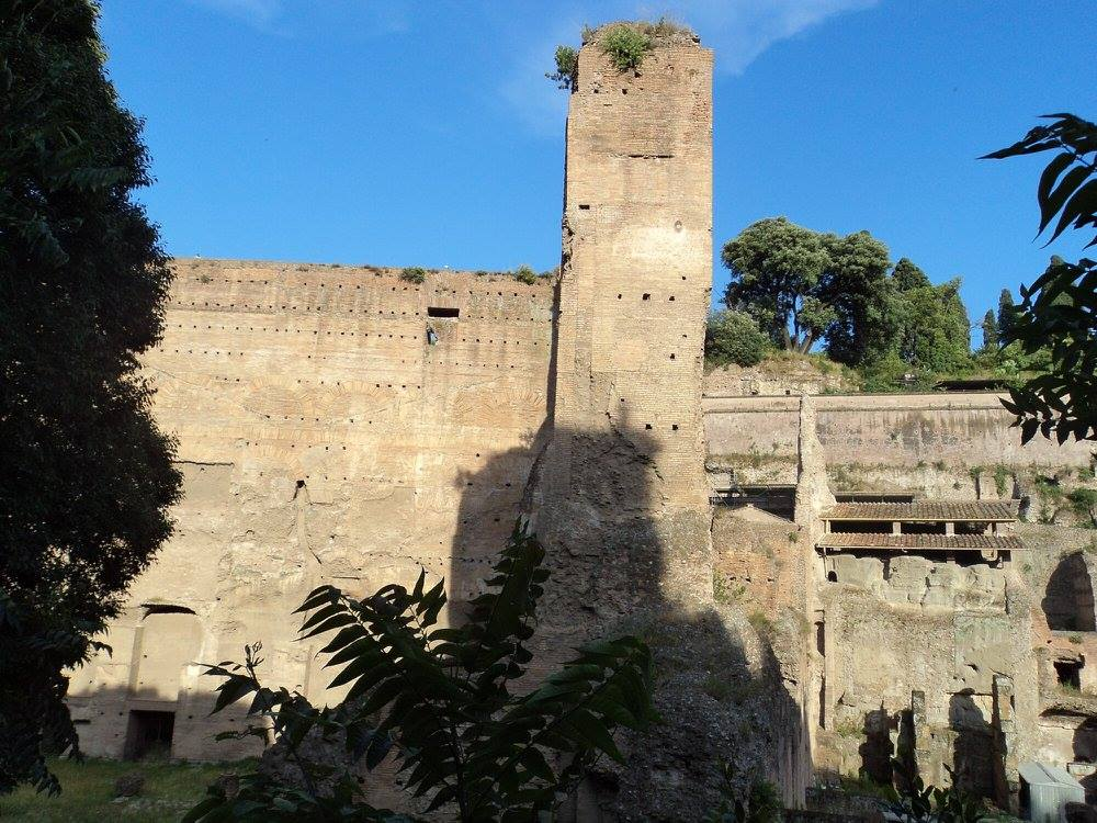 Medieval rome attractions