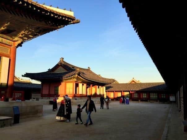 Gyeongbokgung palace, Seoul South Korea (5)