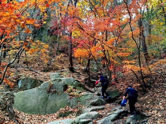 Hiking in Bukhansan National Park (12)