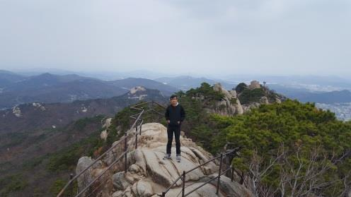 Hiking in Bukhansan National Park (8)