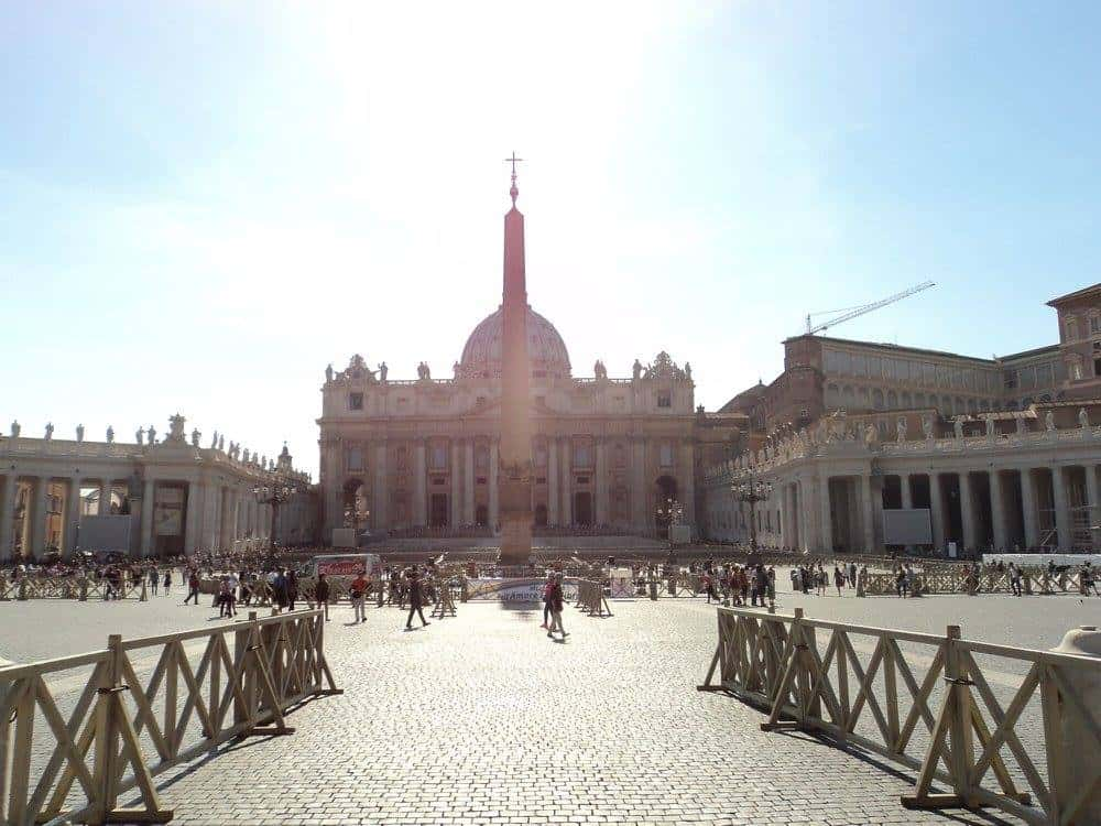 St. Peters church in Vatican City