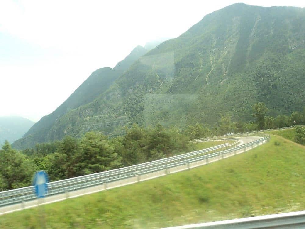 alps landscapes