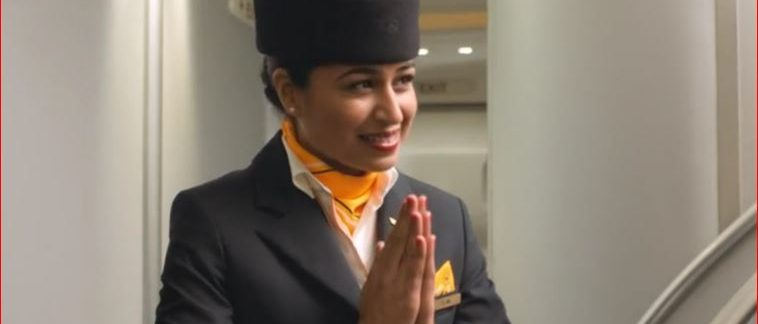 Lufthansa New ad - More Indian Than you think
