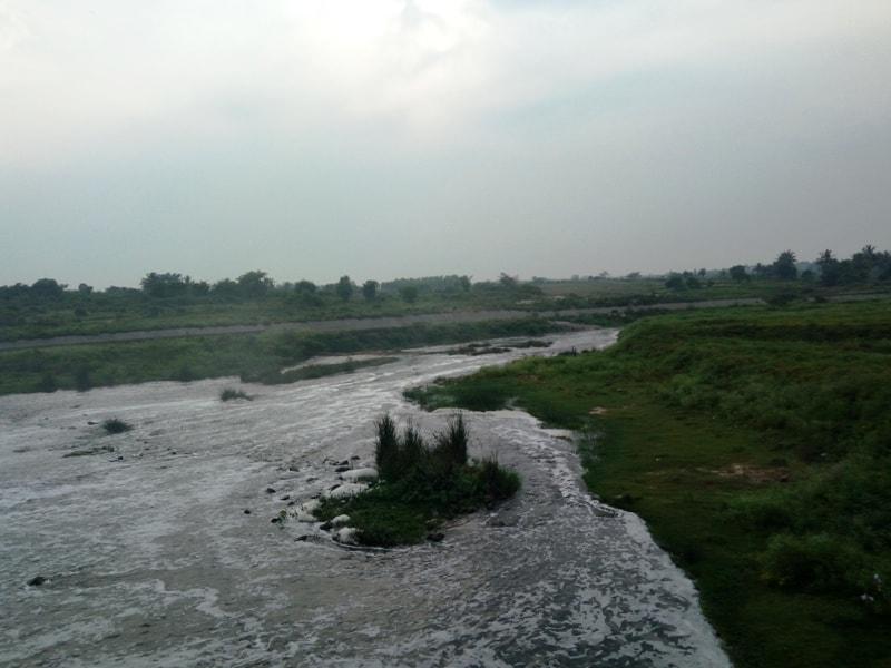 Kelavarapalli dam water