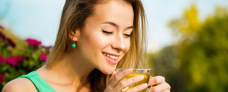 Avoid overconsumption of green tea