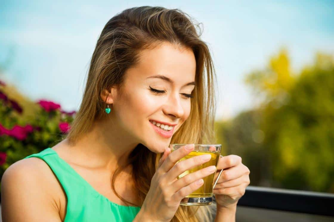 Avoid overconsumption of green tea