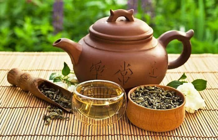oolong tea pot