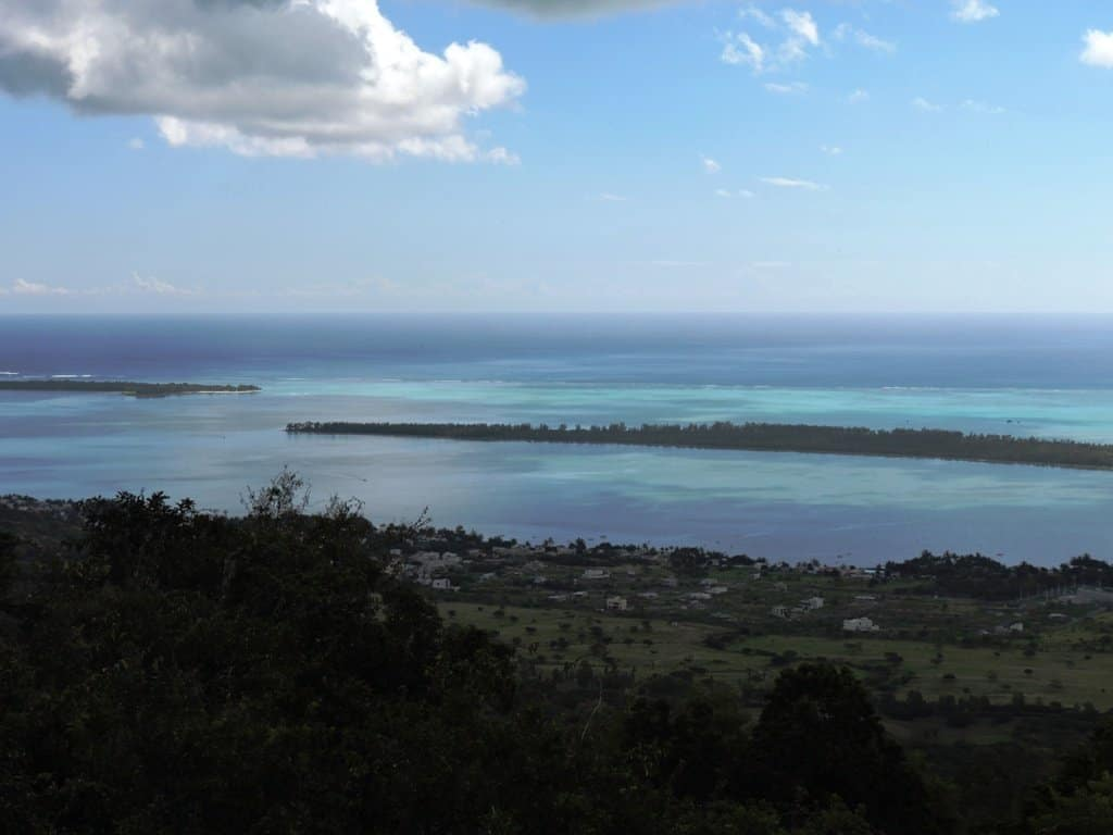 Chamarel viewpoint