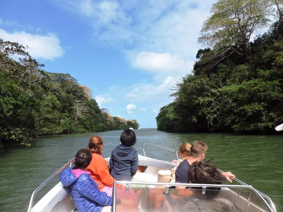 GRSE waterfalls mangroves