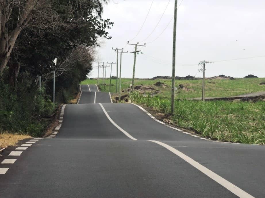 North Mauritius road tour