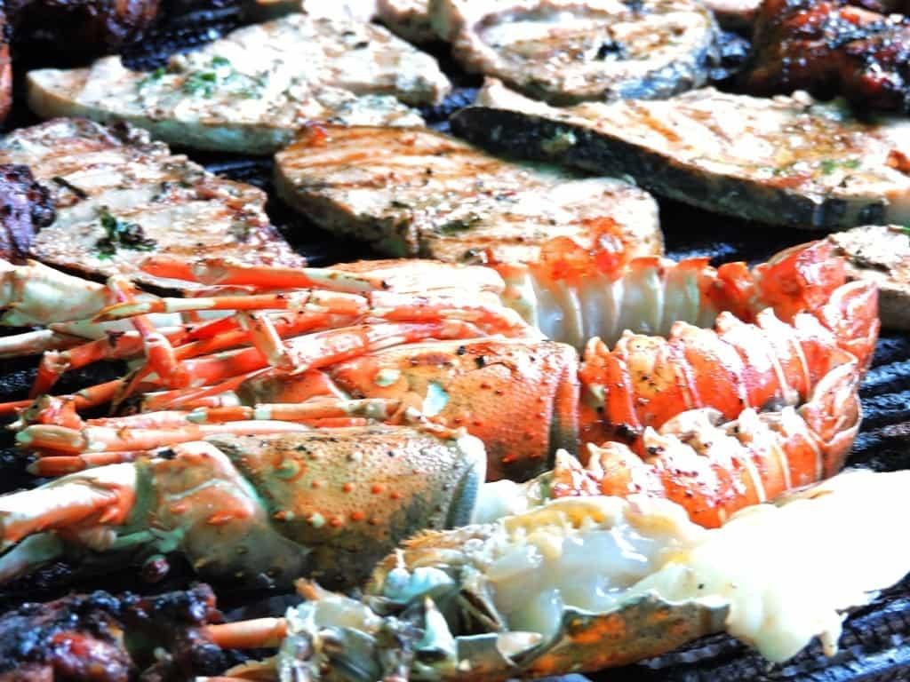 barbecue in mauritius`