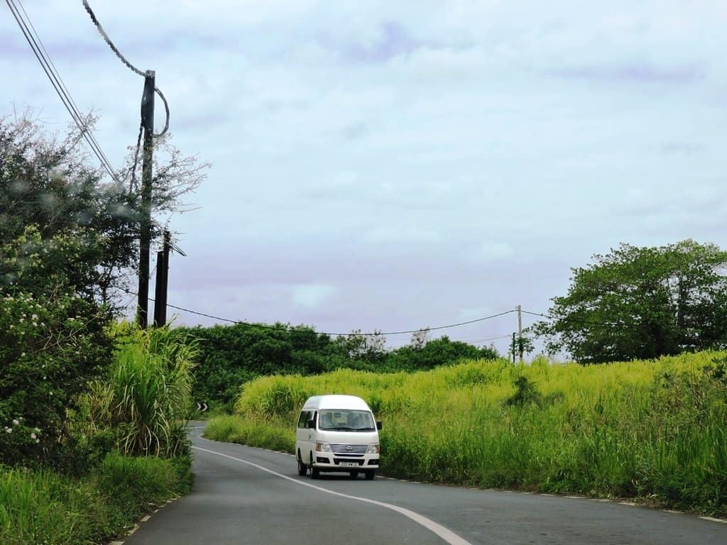 country side mauritius
