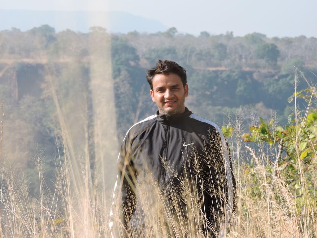 At Panna national park