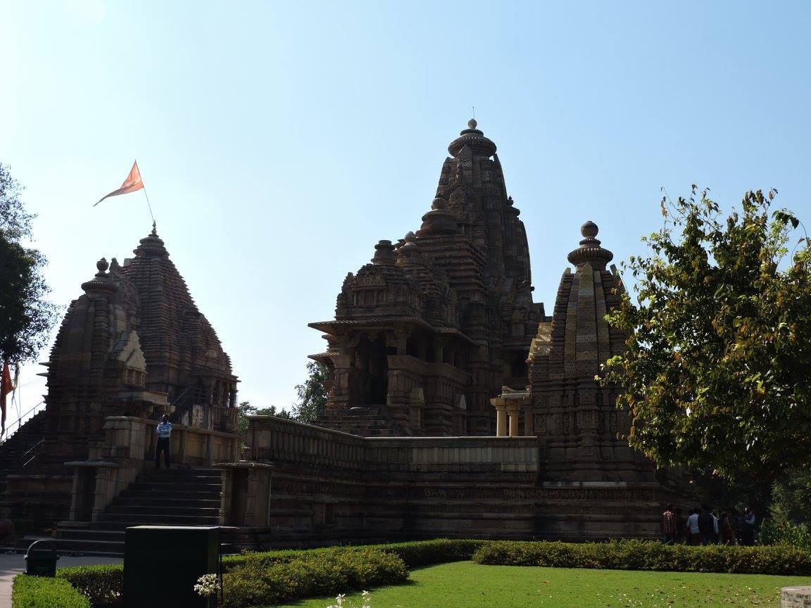 Khajuraho Temples (1)