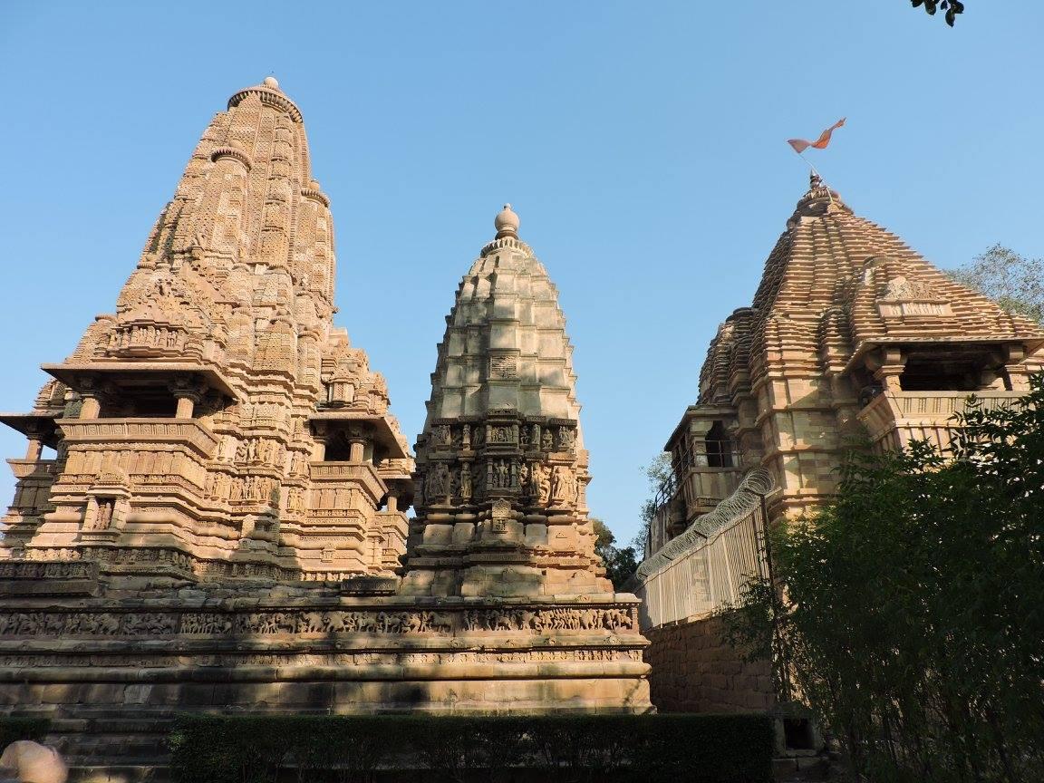Khajuraho Temples (3)