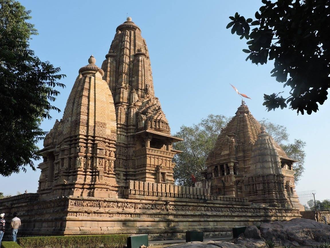 Khajuraho Temples (4)