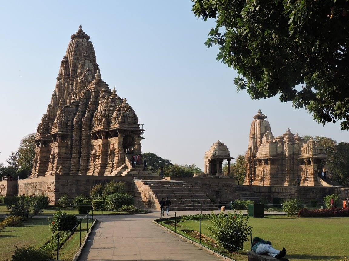 Khajuraho Temples (6)
