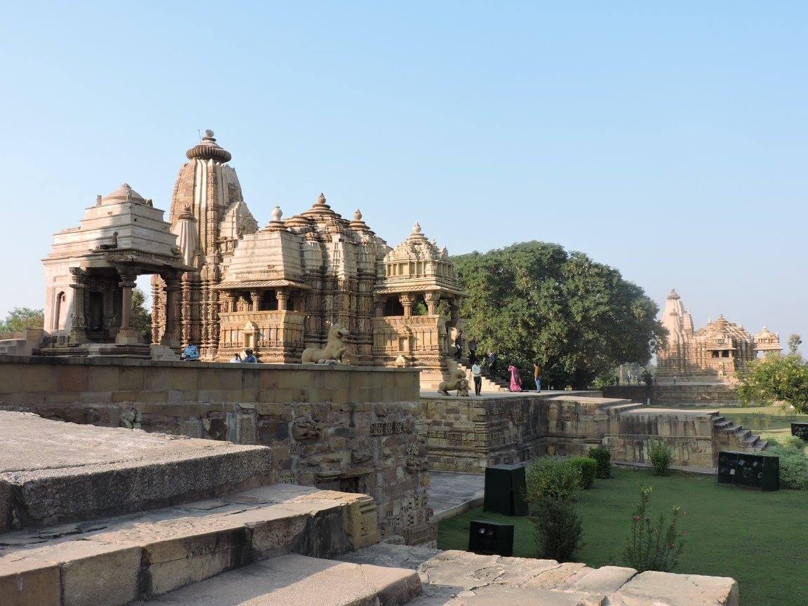 Khajuraho Temples (7)