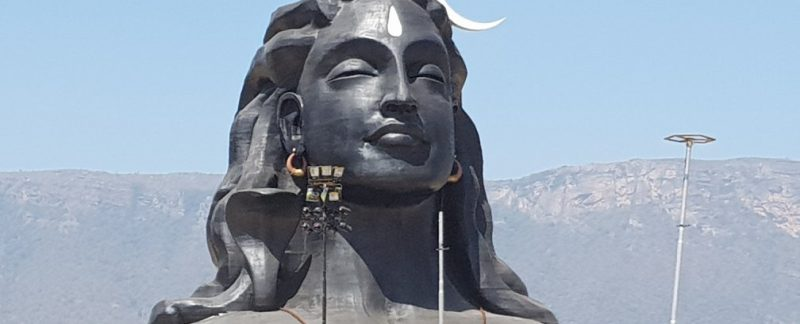 Adiyogi in Day