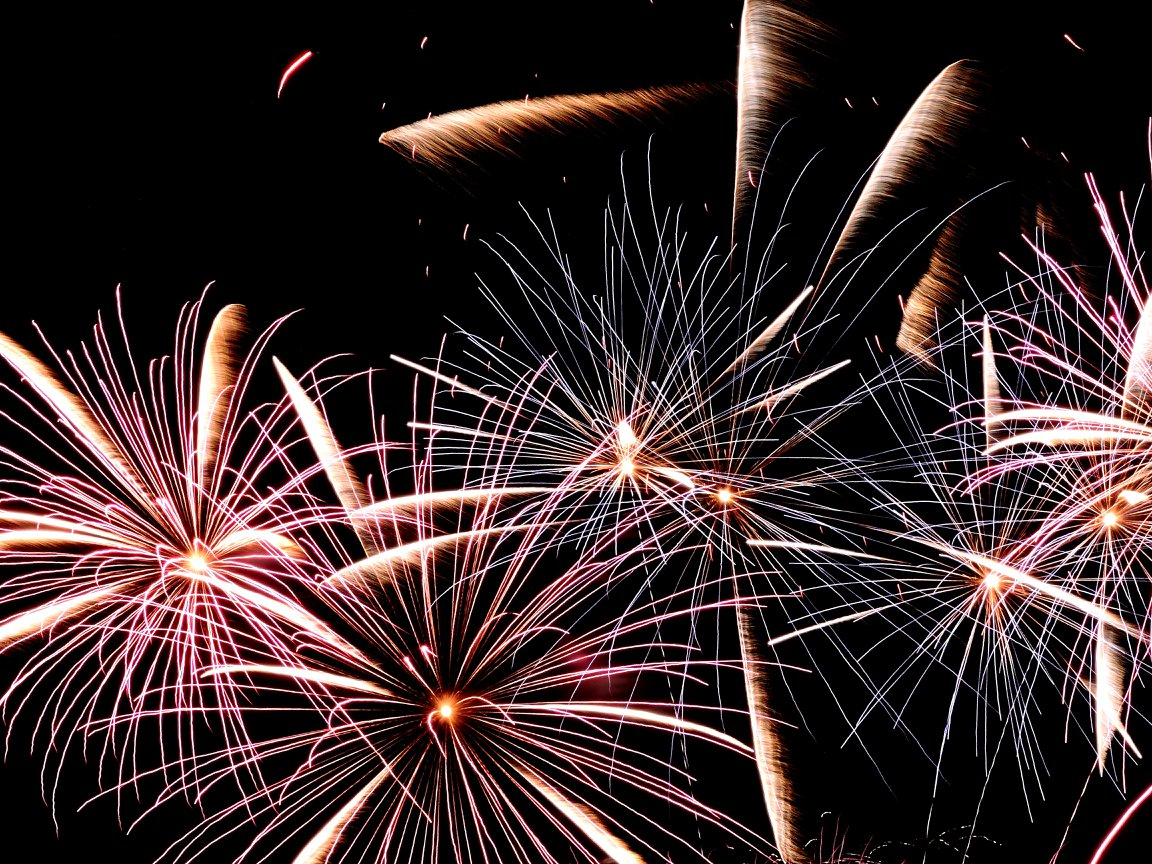 Canada Day fireworks (2)