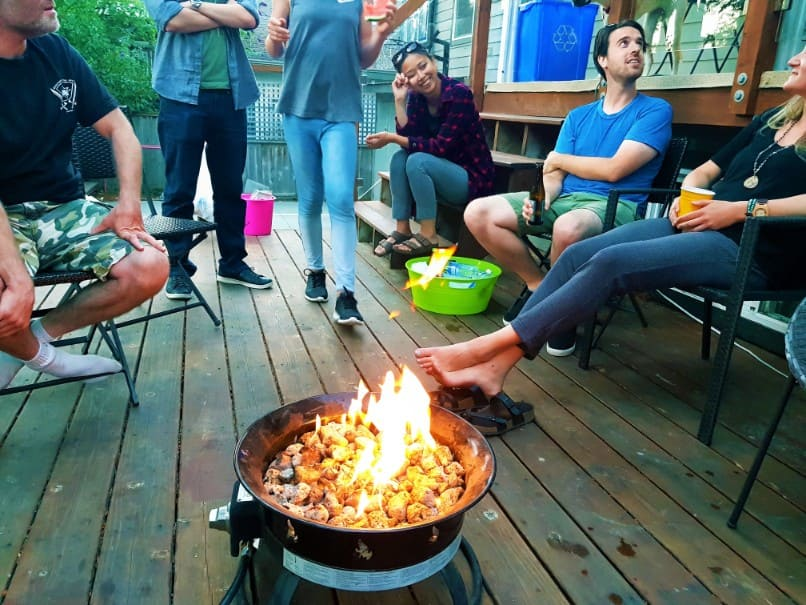 Barbecue is more about get together in Canada