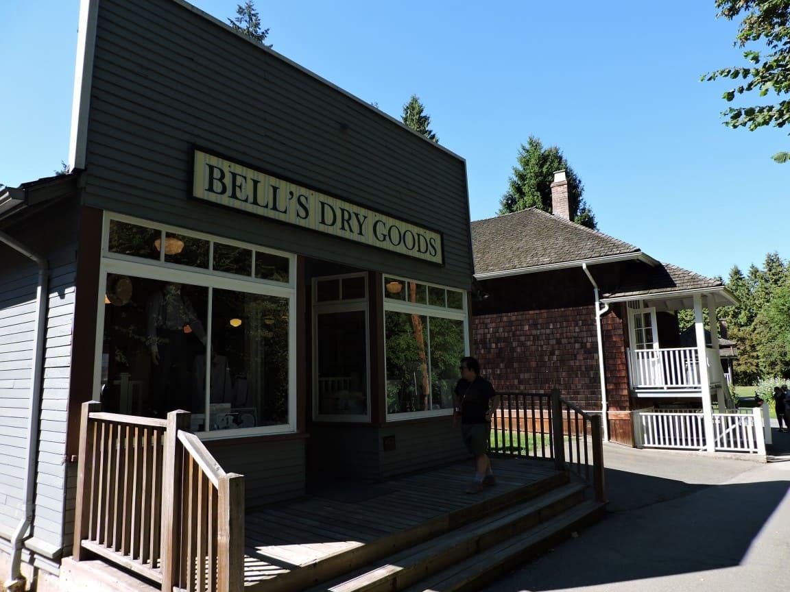 Bell's dry goods