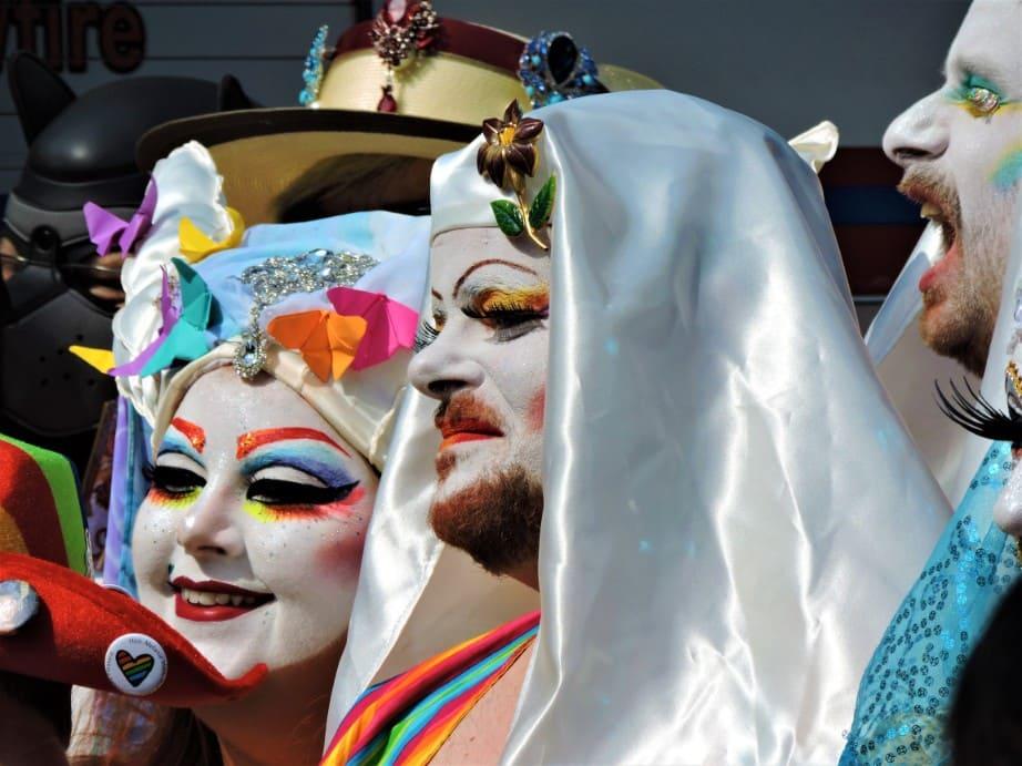 Vancouver Pride Parade Festival Closeups (10)