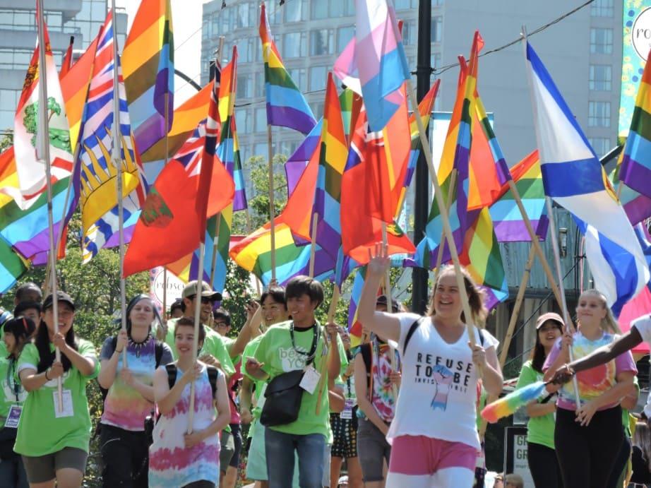 Vancouver Pride Parade Festival Closeups (12)
