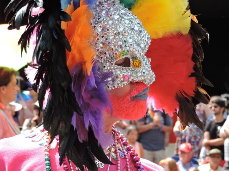 Vancouver Pride Parade Festival Closeups (16)