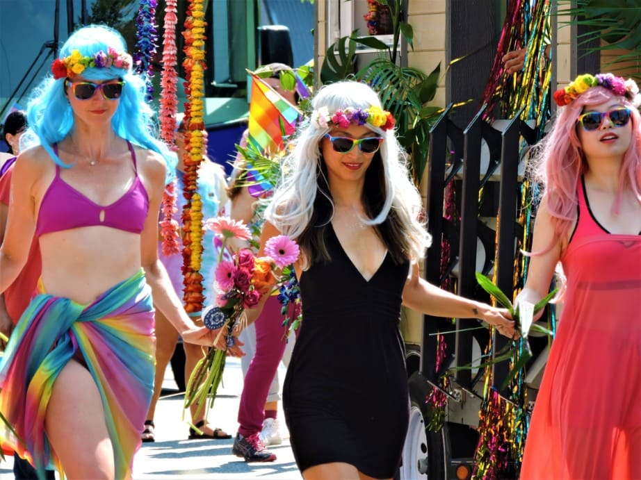 Vancouver Pride Parade Festival Closeups (18)